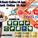 Poker BRI Bank Online 24 Jam